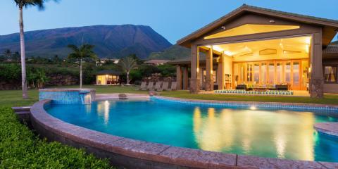 New Year, New Swimming Pool: 3 Factors to Consider, Kihei, Hawaii