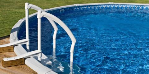 How to Save Above-Ground Pools From Winter Ice Damage, Washington, Connecticut