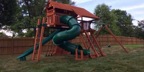 99 Installation Special On Swing Sets Backyard Adventures Of
