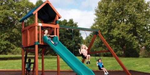 5 Treehouse Series Swingsets Your Kids Will Love, Broken Arrow, Oklahoma