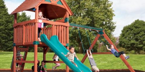 Online Vs. In-Store: Buying Your New Swing Set, Nolensville, Tennessee