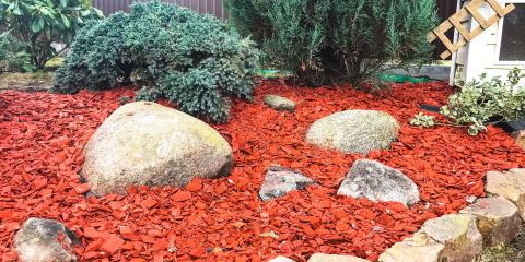 3 Benefits of Mulching, Berrett, Maryland