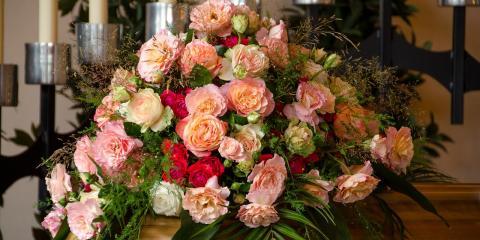 What Is the Proper Etiquette Regarding Sympathy Flowers?, Fort Dodge, Iowa
