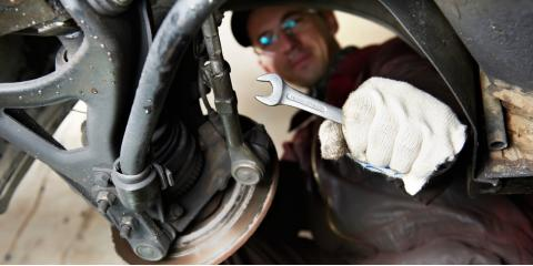 5 Urgent Signs Your Car Needs Brake Service, From CT's Auto Repair Pros, Mansfield Center, Connecticut