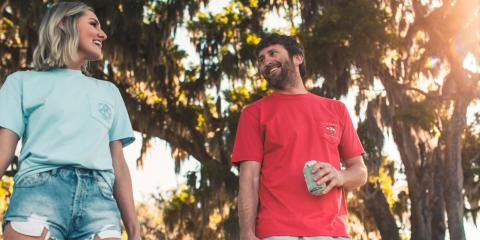 How to Find the Right T-Shirt Fit, Jacksonville East, Florida