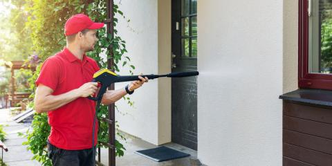 3 Outdoor Areas to Have Pressure-Washed, Savannah, Georgia