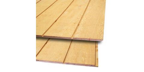 T1-11 Siding - 16 different types in stock at Freres, Stayton, Oregon