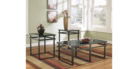 COFFEE & 2 END TABLES – LANEY-$164, St. Louis, Missouri