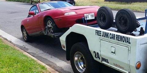 Got Car Trouble? Get Roadside Assistance With Integrity Towing, Ewa, Hawaii
