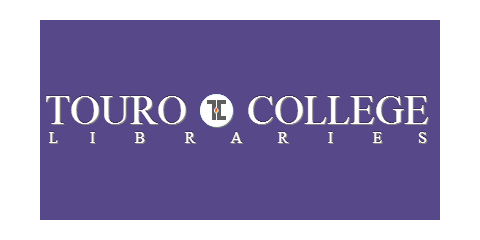 Take Advantage of The Libraries of Touro College Graduate School of Technology!, Manhattan, New York