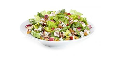Make a New Year's Resolution That Sticks by Choosing a Healthy Salad From Tossed For Lunch, Boston, Massachusetts
