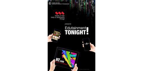 "Touro GST Invites to you attend ""EDUtainment Tonight!"", Manhattan, New York"