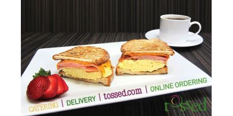 Try a Breakfast Scramble From Tossed, Back Bay's Best Lunch Spot, Boston, Massachusetts
