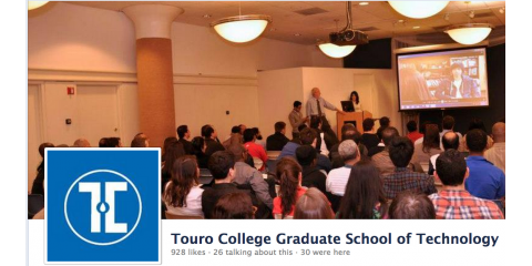 Why Students & Alumni Should Join the Touro College GST Social Media Community , Manhattan, New York