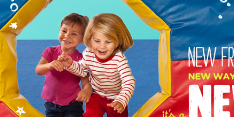 "Sign up For The ""Let's Build, Let's Play"" Program at The Little Gym of The Upper East Side, Manhattan, New York"