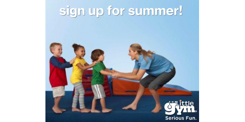 Sign Your Child Up For Family-Friendly Activities at The Little Gym This Summer!, Manhattan, New York
