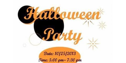 Come to a Halloween Party on Friday, October 25th at The Little Gym of The Upper East Side, Manhattan, New York