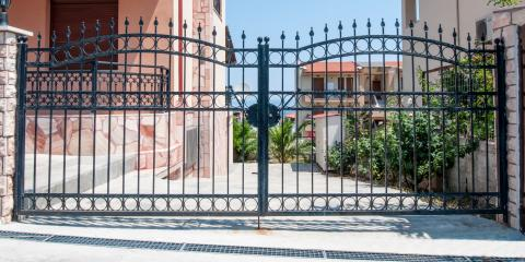 4 Types of Automatic Gate Openers for Your Home, Tacoma, Washington