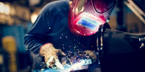 5 Major Welding Hazards, Tacoma, Washington