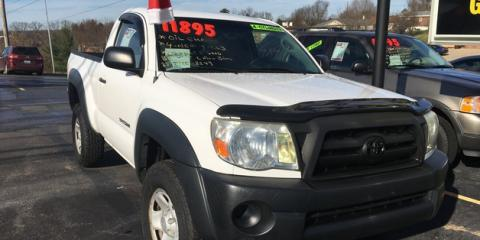 2009 TOYOTA TACOMA 4WD 2 DOOR 5speed, Newport-Fort Thomas, Kentucky