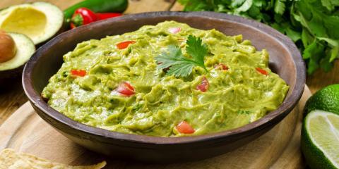 3 Health Benefits of Guacamole on Your Tacos, Wahiawa, Hawaii