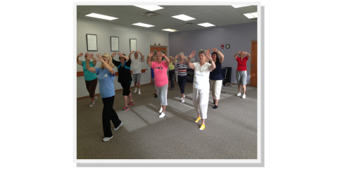 Exercise Boosts Body and Mind, Frontenac, Missouri