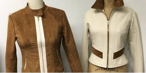 Get a Custom Leather Jacket at 6 Avenue Tailor - 6 Avenue Tailor