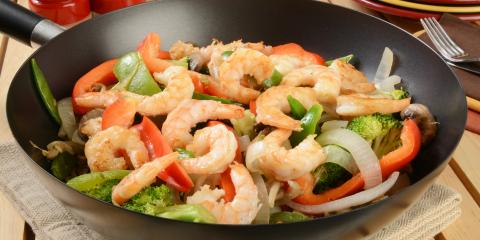 5 Health Benefits of Eating Shrimp, Fairbanks, Alaska