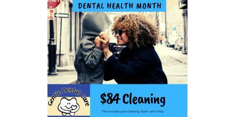 $84 Cleaning for Dental Health Month, Hazard, Kentucky