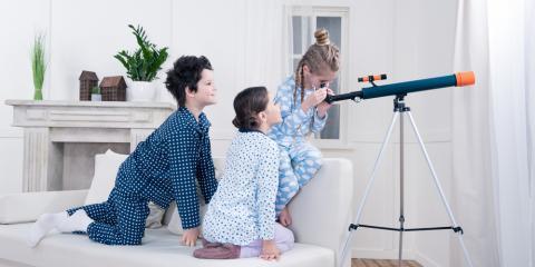 3 Amazing Educational Benefits of Telescopes for Children, Tampa, Florida