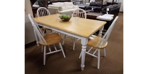 DINING TABLE & 4 CHAIRS-$250, Maryland Heights, Missouri