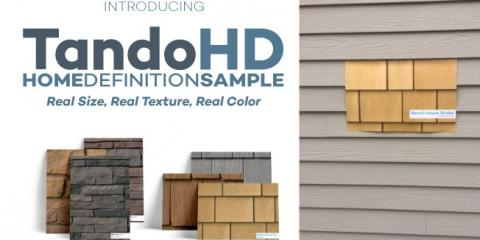 Introduction to Tando Siding, Fenton, Missouri