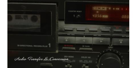 Protect & Preserve Your Audio Treasures, Minneapolis, Minnesota