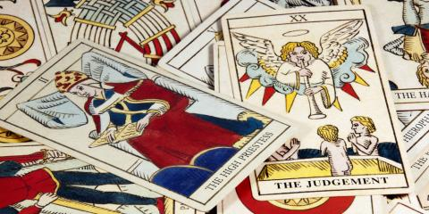 The History of Tarot Card Readings, Stratford, Connecticut