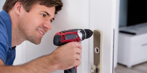 3 Tips For a More Secure Front Door, Hurst, Texas