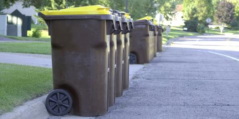 FAQ About Trash Can Cleaning, Maryland Heights, Missouri