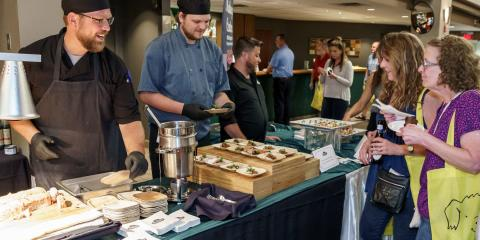 What Catering Style Should You Choose for Your Corporate Event?, Columbus, Ohio