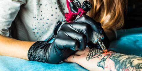 Why You Shouldn't Scratch After a Visit to the Tattoo Shop, Walden, New York