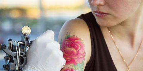 Choosing the Right Colors for Your Tattoo Is Easy With These 4 Tips, St. Peters, Missouri