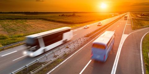 5 Major Benefits of Motor Coach Transportation, Taunton, Massachusetts