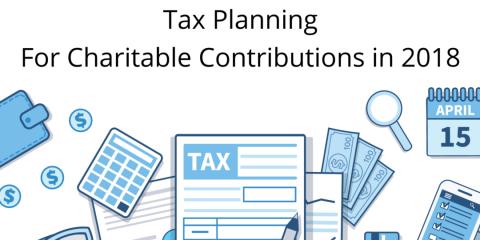 Charitable Planning for Next Tax Season -- Part 2, Greensboro, North Carolina