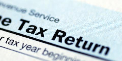 5 Must-Have Items for Tax Return Preparation , ,