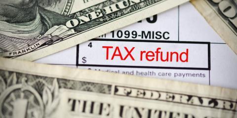 5 Deductions Many People Overlook When Preparing a Tax Return, Jacksonville, Arkansas