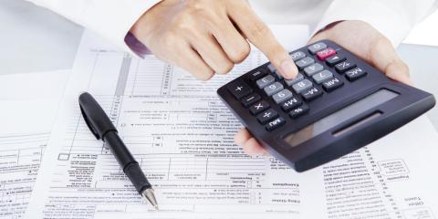 3 Reasons It's Smart to Hire a Professional to File Your Taxes, Jacksonville, Arkansas