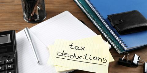 5 Tax Deductions You Aren't Taking Advantage Of, Jordan, Minnesota