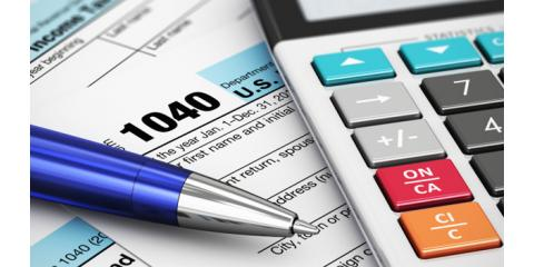 4 Ways to Make Filing Next Year's Taxes Easier, North Ridgeville, Ohio