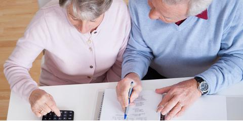 When Must Taxes Be Paid on IRA and Employer-Sponsored Retirement Funds?, Hempstead, New York