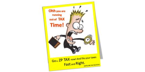 ZP Tax , Silver Spring, Maryland