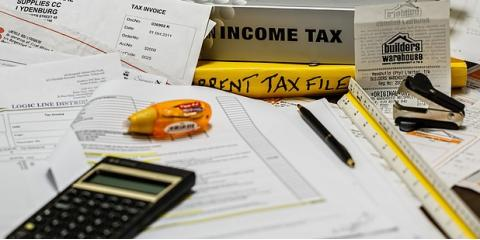 3 Crucial Components of Tax Law, Chariton, Iowa