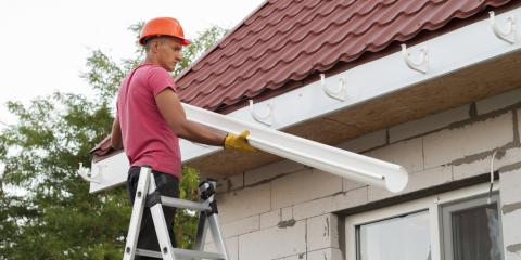 5 Reasons to Hire Professionals to Install Aluminum Gutters, Snowflake, Arizona